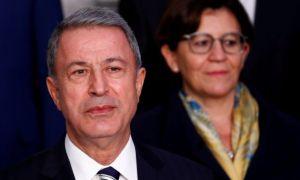 Թուրքիայի ԶՈՒ գլխավոր շտաբի պետը այցելել է ՀՀ-ի, Իրանի և Նախիջևանի սահմանները պահող զորամաս