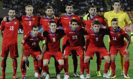 Հայաստանի հավաքականի հայտացուցակը Հունաստանի դեմ խաղում