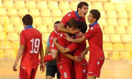 Հայաստանի Մ19 հավաքականը ջախջախեց Լիբանանի հավաքականին