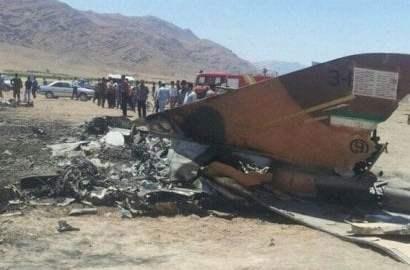 Իրանի ռազմաօդային ուժերին պատկանող ինքնաթիռ է կործանվել