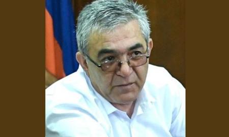 Սամվել Մնացականյանը նշանակվել է Կադաստրի կոմիտեի «Կենտրոն» գրասենյակի պետ
