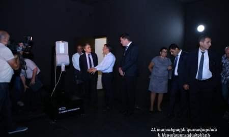 Երևանում բացվել է տարածաշրջանային նշանակություն ունեցող լաբորատորիա