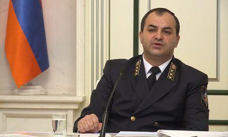 Արթուր Դավթյանին շնորհվել է արդարադատության երկրորդ դասի պետական խորհրդականի դասային աստիճան