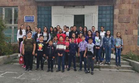 «Արար» ծրագիրը նաև Տաթև համայնքում է
