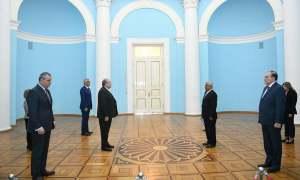 Նախագահ Սարգսյանին իր հավատարմագրերն է հանձնել Եթովպիայի նորանշանակ դեսպանը (ՏԵՍԱՆՅՈւԹ)