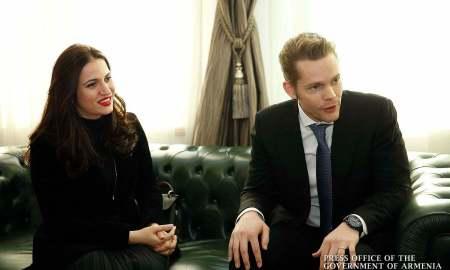Շառլ Ազնավուրի որդին ընտանիքի հետ տեղափոխվել է Հայաստան