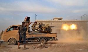 Սիրիական բանակը Հասաքե նահանգի 3 բնակավայր է գրավել