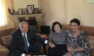 Նախագահ Սարգսյանը Մոսկվայում կմասնակցի Գոհար Վարդանյանի հուղարկավորությանը