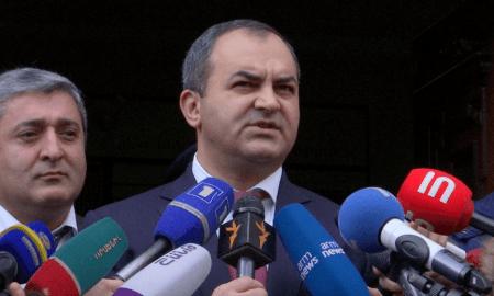 ՀՀ գլխավոր դատախազը անընդունելի է համարել Միհրան Պողոսյանին չարտահանձնելը