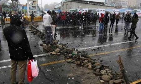 Իրանում շուրջ 1000 ցուցարար է ձերբակալվել