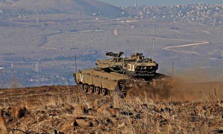 Իսրայելը գրոհել է Սիրիայի տարածքների վրա
