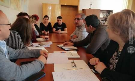 Անցկացվել է քաղաքացիների դիմումների և բողոքների քննարկման հանձնաժողովի նիստ