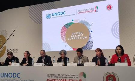 Փոխնախարարը ներկայացրել է Հայաստանի հակակոռուպցիոն բարեփոխումների թվային լուծումները
