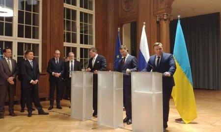 ՌԴ-ԵՄ-Ուկարինա «սկզբունքային» համաձայնություն՝ գազի շուրջ բանակցություններում