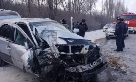 Երևան-Սևան ճանապարհին մեքենան բախվել է ծառին․ կա տուժած