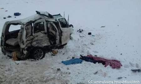 Սարատովի մարզում մեքենաներ են բախվել․ զոհն ու տուժածները ՀՀ քաղաքացիներ են