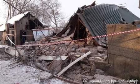 Մանրամասներ Զառ գյուղի փլուզումից․ տեղի է ունեցել պայթյուն, կան տուժածներ