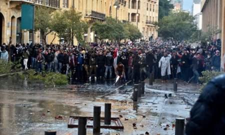 Բախումներ Բեյրութում՝ ոստիկանների և ցուցարարների միջև․ կան տասնյակ տուժածներ