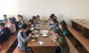 Կապուտանի միջնակարգ դպրոցը միացավ «Դպրոցական սնունդ» ծրագրին