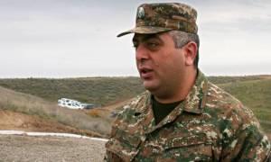 Հայկական ԶՈՒ-ի պատասխան կրակից հետո ադրբեջանական կրակը դադարել է․ Արծրուն Հովհաննիսյան