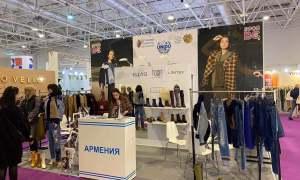 Տեքստիլի արտադրության հայկական առաջատարները Մոսկվայում մասնակցում են ցուցահանդեսի