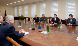 Դավիթ Տոնոյանը հանդիպել է ՀԱՊԿ գլխավոր քարտուղարին