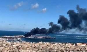 Թուրքիան հայտարարում է, որ Լիբիան կրակել է իր նավին, բայց թիրախին չի կպել
