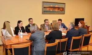 Համաշխարհային մաքսային կազմակերպության փորձագետներն այցելել են ՊԵԿ