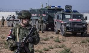 Թուրքիան դադարեցնում է Սիրիայում ՌԴ-ի հետ համատեղ պարեկությունը
