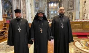 Մայր Աթոռի պատվիրակությունը Վատիկանում կմասնակցի երիտասարդ հոգևորականների հավաքին