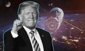 Թրամփը անդրադարձել է ամերիկացի տիեզերագնացներին Լուսին ուղարկելու ծրագրին