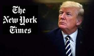 Թրամփը դատական հայց է ներկայացրել The New York Times-ի դեմ
