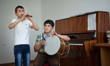 musical instruments for armenia