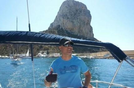 Gentes de la mar: la hazaña de un solitario