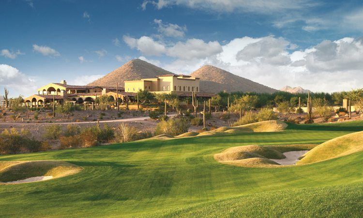 Blackstone Country Club At Vistancia Earns Golf