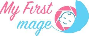 my first image logo