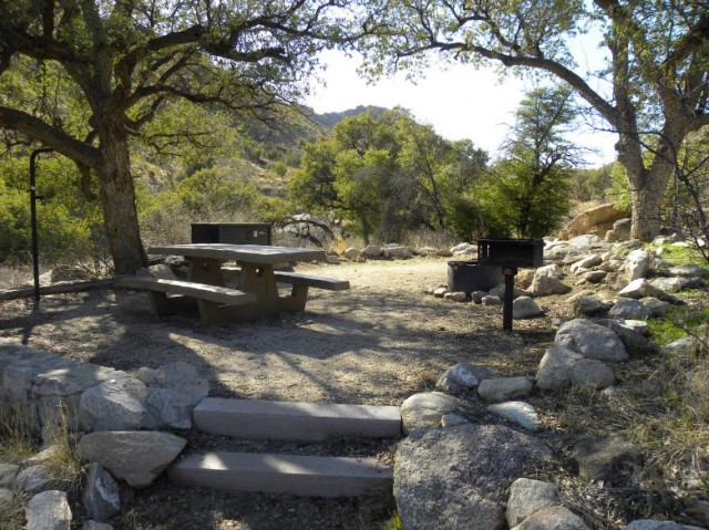 AZ Camp Guide | Molino Basin Campground
