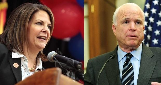 Ward, McCain