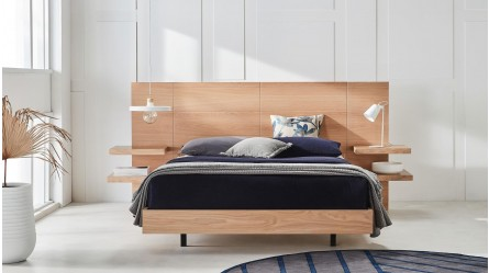 double queen bed frame domayne