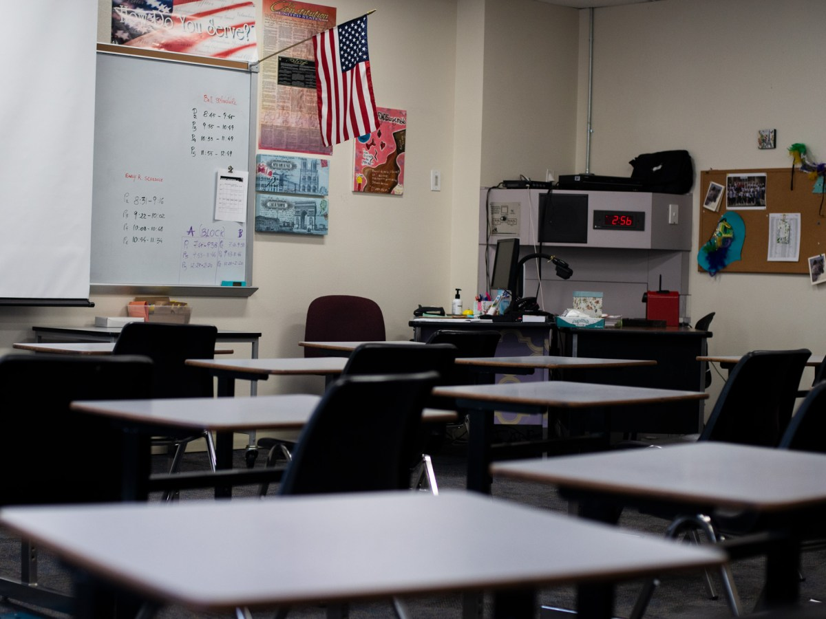 As Arizona debates the merits of a statewide ban on school mask mandates, schools have reported increasing outbreaks of COVID cases since August.