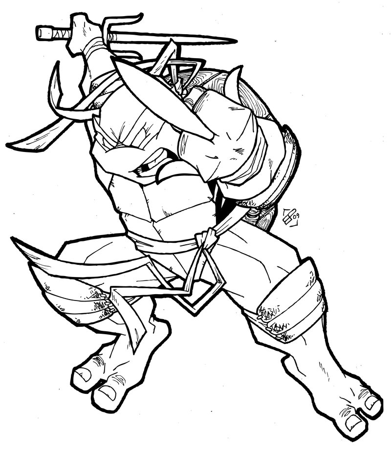 ninja turtles coloring pages raphael free coloring pages printable