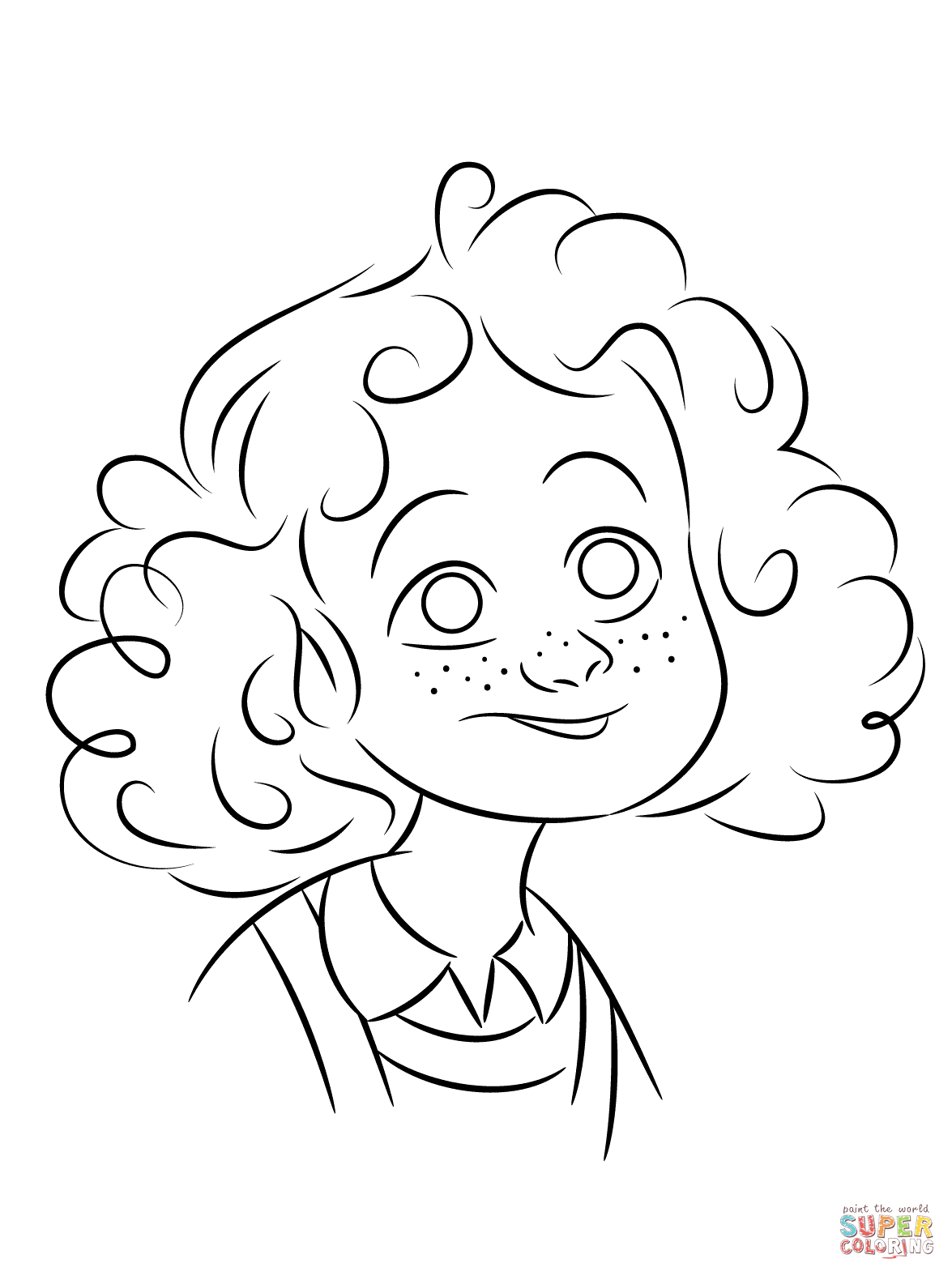 Annie The Musical Pages Coloring Pages