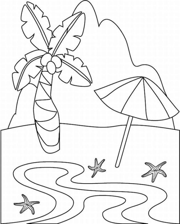 tropical island coloring pages az coloring pages