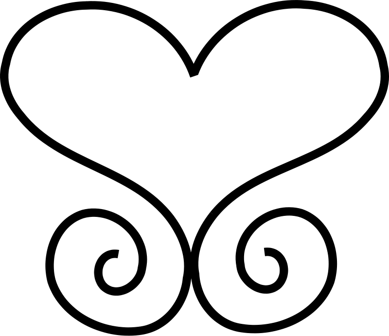 printable heart coloring pages az coloring pages