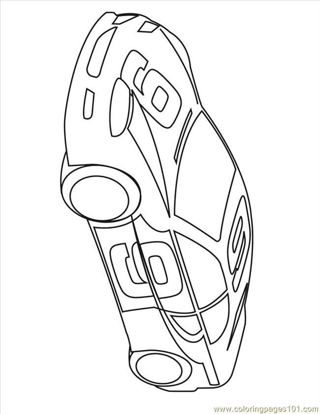 free printable coloring pages of sports cars az coloring pages
