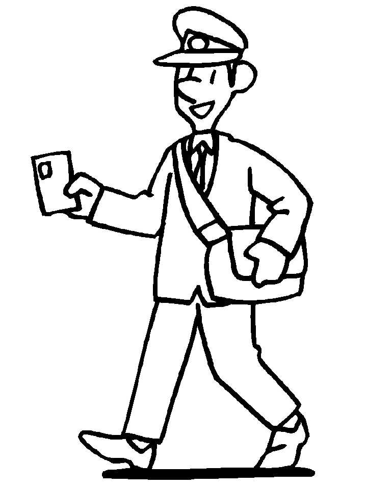 community helpers coloring page az coloring pages