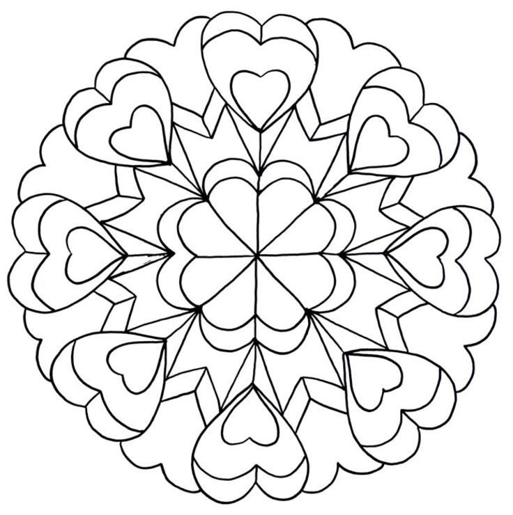 heart coloring pages for teenagers az coloring pages