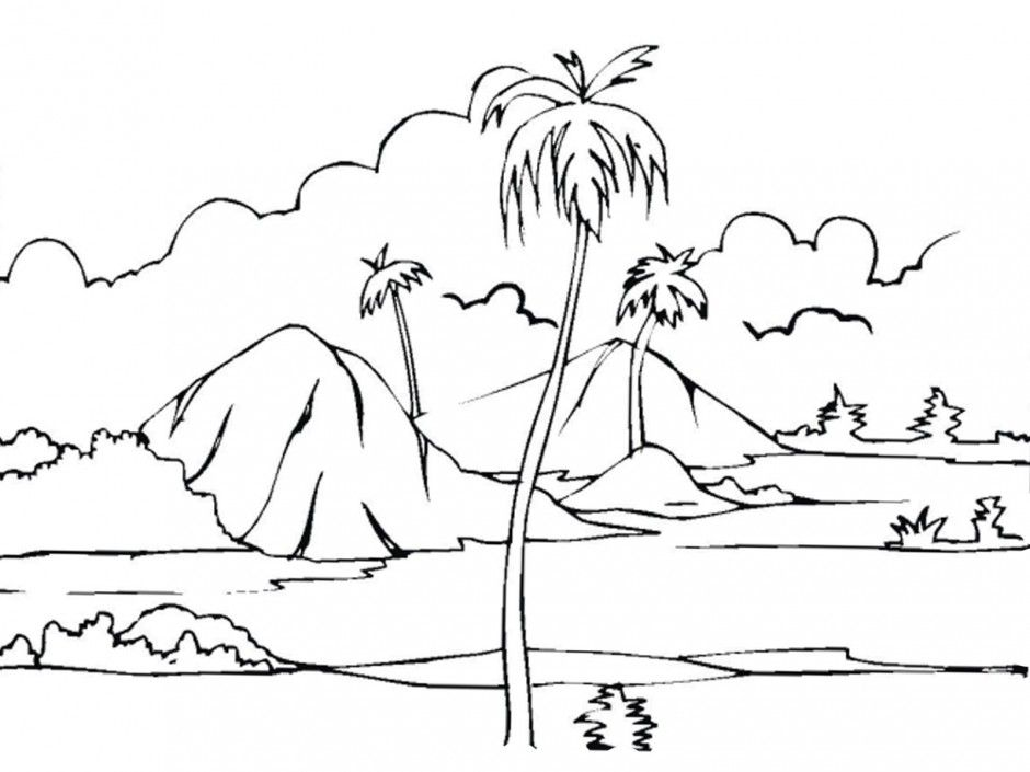 colouring pages nature az coloring pages