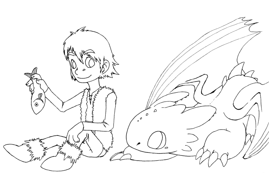 toothless coloring page az coloring pages