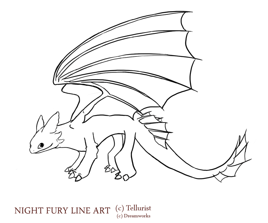 how to train your dragon pictures of toothless az coloring pages